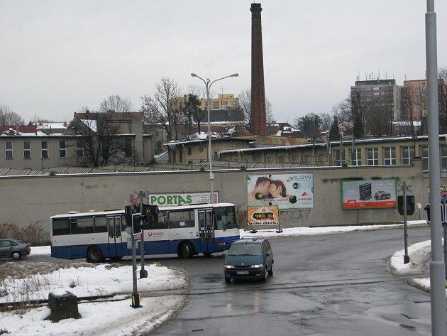 Závod Slezan. Ilustrační foto.