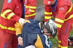 První ročník soutěže Rescue pohár ředitele Územního střediska záchranné služby Moravskoslezského kraje (ÚSZS MSK) se ve středu 27. října uskutečnil V Třinci.