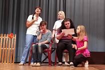 Snímky z představení