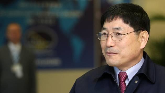 Prezident Hyundai Motor Company Kim Jun-Ha.