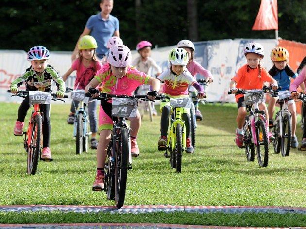Vokolí Čeladné se vsobotu pojede 4.ročník cyklistického závodu Cream Bike Čeladná 2017.