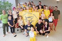 Mladí plavci z PO Frýdek-Místek se počátkem listopadu zúčastnili Velké ceny Třinecka.