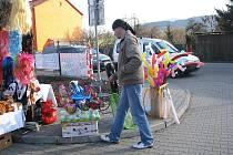 Davy lidí proudily v sobotu 3. dubna do areálu Adámkovy vila v Raškovicích, kde se uskutečnil druhý ročník akce Beskydské Velikonoce.