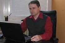Spolumajitel realitní kanceláře Petr Adamec.
