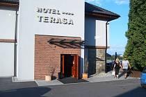 Hotel Terasa najdete u přehrady Olešná vedle Frýdku-Místku.