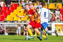 Frýdlant doma nasázel pět gólů Novému Jičínu.
