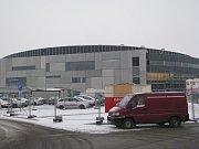 Třinecká Werk Aréna.