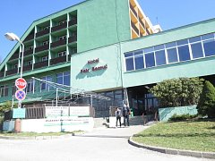 Letní dovolenou můžete strávit i v hotelu Petr Bezruč v Malenovicích.