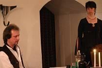 Jan S. Kukuczka v pořadu Místecké Violy pod názvem Prokletí rošťáci společně s Renatou Tomkovou.
