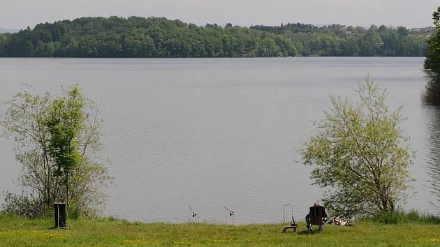 Žermanická přehrada je velkým lákadlem hlavně během léta,  kdy tady jezdí spousta rekreantů.