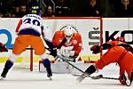 Třinečtí hokejisté bojovali ve Finsku o druhou výhru, ale nepodařilo se.
