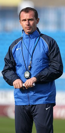 Radoslav Látal, trenér FC Baník Ostrava