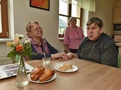 V opraveném domku našli nový domov nevidomí a neslyšící v kombinaci s mentálním postižením.