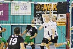 Volejbalisté Black Volley Beskydy se nadále drží v průběžném pořadí za vedoucími Dobřichovicemi na druhé pozici.