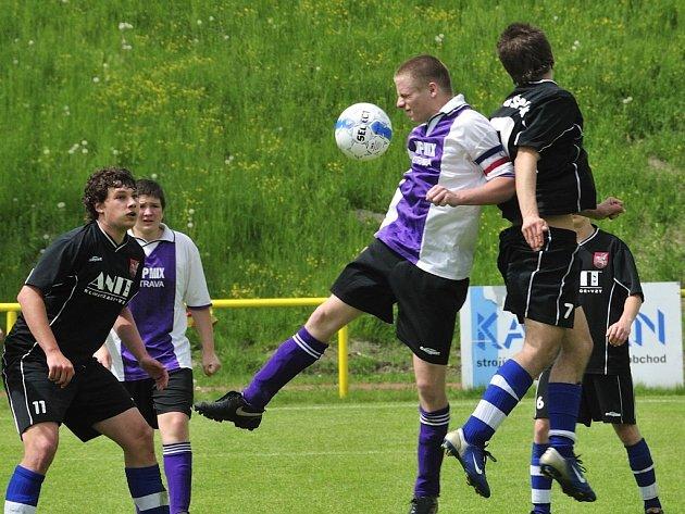 Dorostenci SK Brušperk sehráli v neděli 18. května mistrovský zápas se Sokolem Kateřinice.