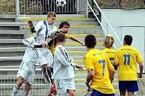 Fotbalisté Frýdku-Místku v úvodním jarním zápase prohráli na svém trávníku s Uničovem 0:1.