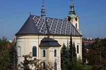 Kostel sv. Jana a Pavla, který bude otevřen veřejnosti.