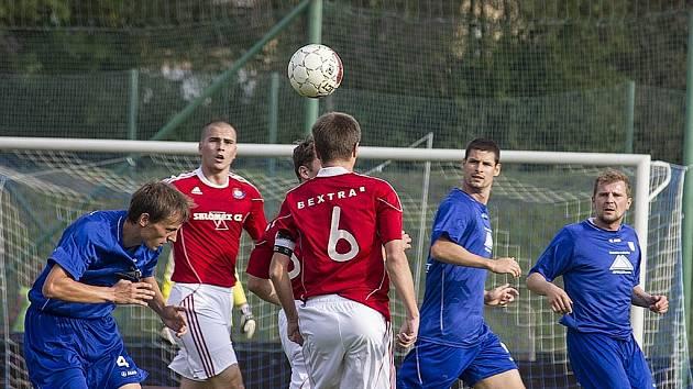 Utkání SK Brušperk - SK Šenov