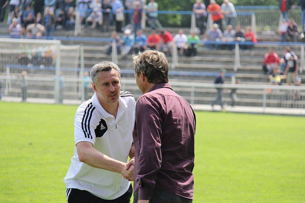 Snímky z utkání MFK Frýdek-Místek – Fotbal Třinec 1:3 (1:2).