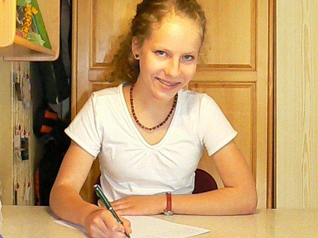 Dominika Koflerová.