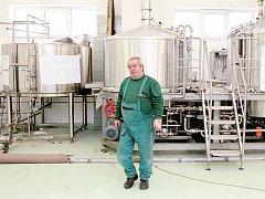 Varna Beskydského pivovárku už nabírá konkrétní obrysy. Nyní se propojuje s ostatními částmi pivovaru a také se napojuje na automatizovaný systém řízení.