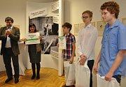Školáci uspěli v soutěži Univerzální machr. Podobné aktivity mají zvýšit zájem o technické obory.