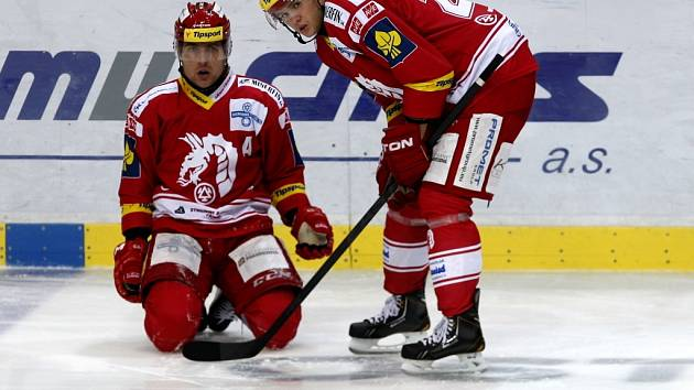 Jiří Polanský (vlevo) si letošní sezonu nadmíru užívá.