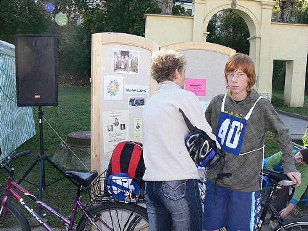 Druhý ročník Memoriálu Antona Gödricha uspořádali v sobotu ve Fulneku. Sešlo se na něm zhruba sedm desítek, zejména malých, cyklistů.