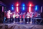V Třinci zazpíval koledy Štývarův dětský sbor.