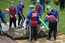 Sbor dobrovolných hasičů Lhotka.