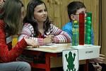 Vědomostní soutěž dětí s názvem Křížem krážem Slezskou bránou.