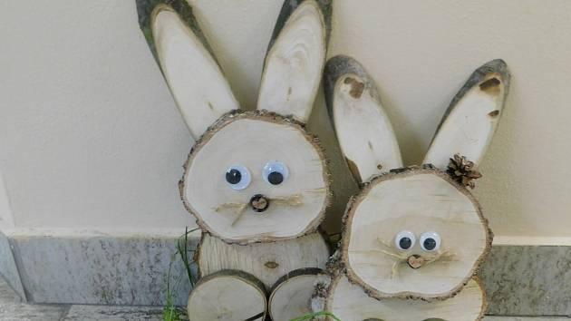 Netradiční Velikonoce v Charitním domě pro seniory