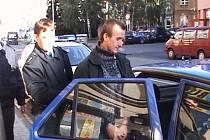 Zadržený devětadvacetiletý muž z Dobratic.