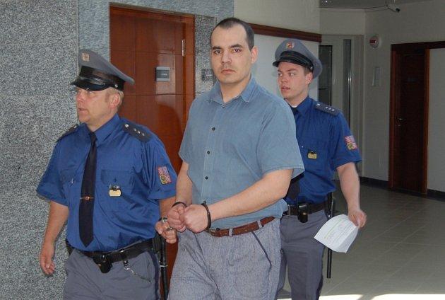 Waldemar Machej na archivním snímku.