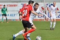 Fotbalisté druholigového Třince si vyšlápli na favorizované Táborsko, když jej před domácími fanoušky porazilo 1:0.