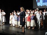 Dětský folklorní soubor Ondrášek dvěma koncerty oslavil 15. narozeniny.