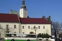 Obřadní síň se nachází v útrobách frýdeckého zámku. Hostí například svatby a také pravidelná vítání občánků.