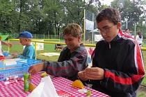 Charita Frýdek-Místek připravila pro děti na sobotu odpoledne plné zábavy, soutěží a her.