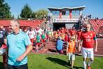 Oslavy sta let třineckého fotbalu (11. 9. 2021).