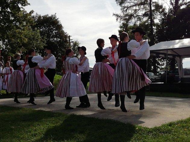 Třináctý ročník akce Lašské slavnosti. 5.září 2020, Sedliště, Frýdecko-Místecko.