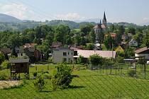 Obec Janovice.