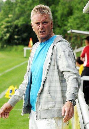 Dalibor Damek, trenér Českého Těšína
