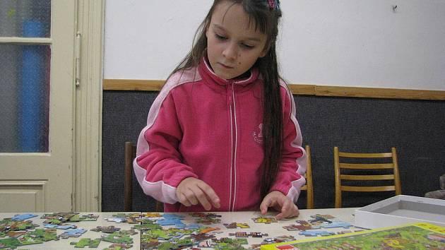 Frýdecko-místecké Středisko volného času Klíč pořádalo v sobotu 21. listopadu krajské kolo mistrovství České republiky ve skládání puzzle.