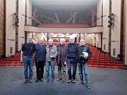 Ve středu 4. října oslavilo Divadlo Járy Cimrmana padesát let.