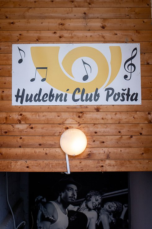 Hudební Club Pošta, 5. června 2020 ve Frýdku-Místku.