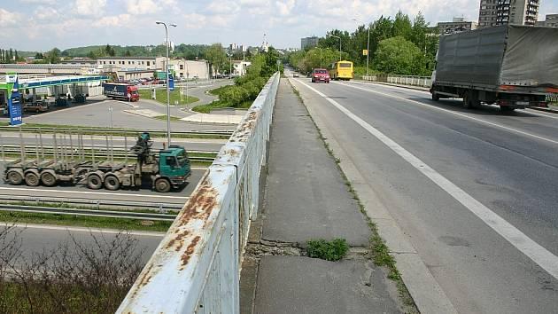Tento most ve Frýdku-Místku bude přes čtyři měsíce uzavřen.