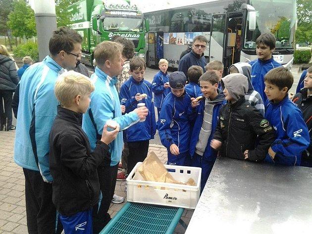 Fotbalový klub z Frýdku-Místku v dánském Aalborgu.
