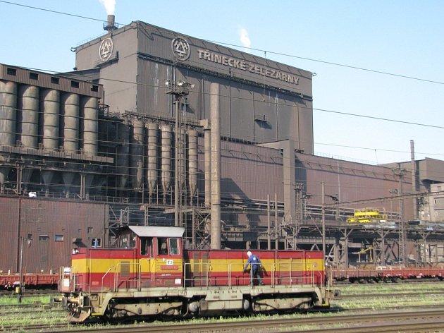 Třinecké železárny. Ilustrační snímek.