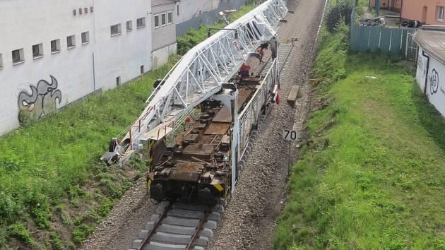 Rekonstrukce železniční tratě mezi Frýdkem-Místkem a Dobrou.