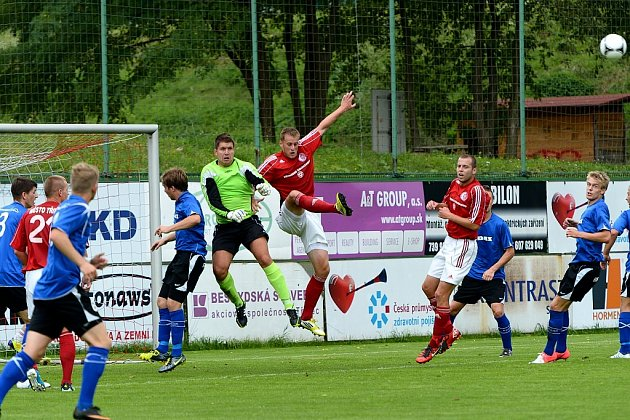 FK Fotbal Třinec – FC Žďas Žďár nad Sázavou 5:0